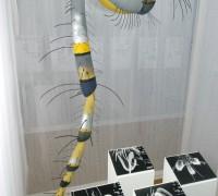 Artiste, Sculpteur, Peintre - Mathieu Hélio Rapp