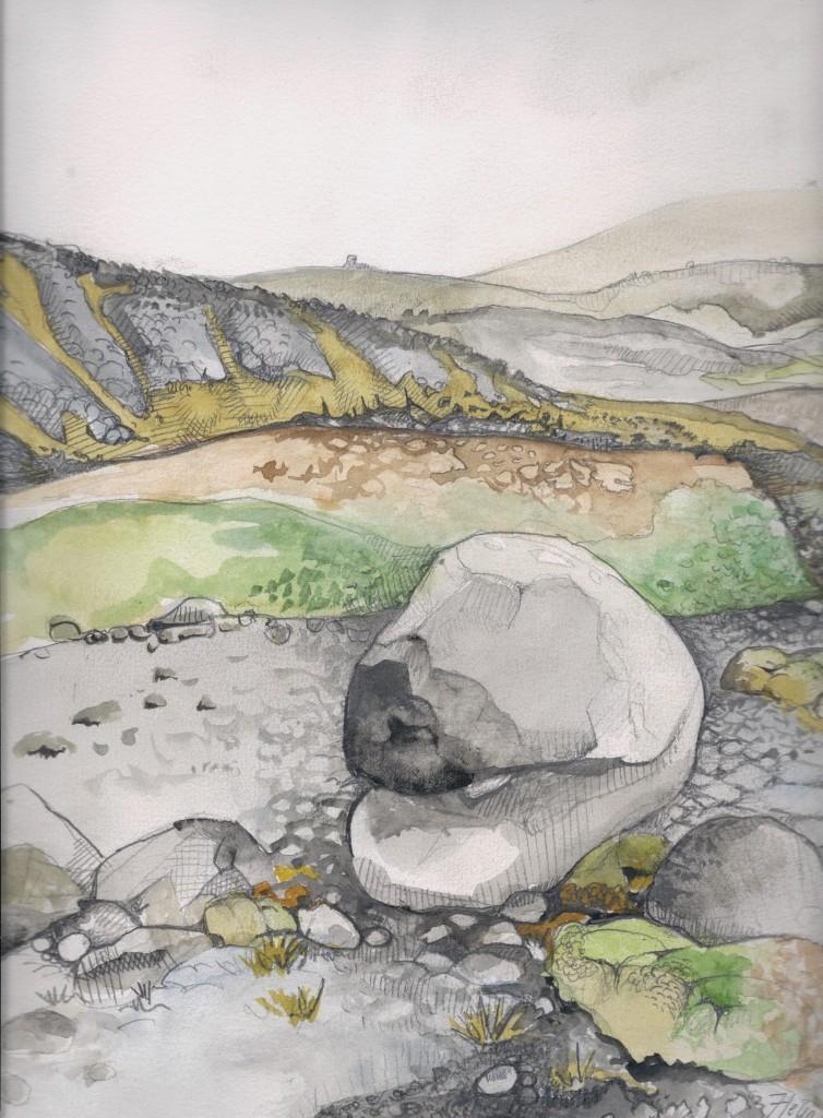 La vallée  des Géants - Mathieu Antonio Hélio RAPP