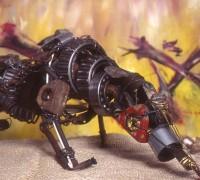 Kiser sosie le fourmilier