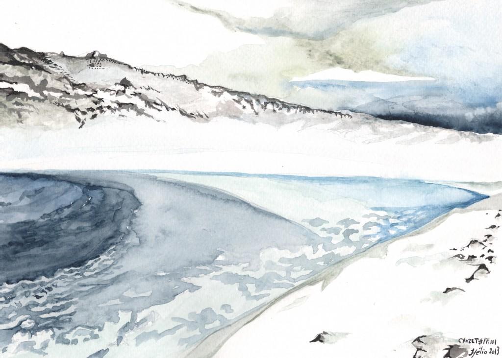 Le lac perdu - Mathieu Antonio Hélio RAPP